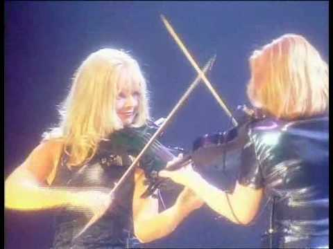 Lord Of The Dance - Riverdance - (1996) - Michael Flatley-violins