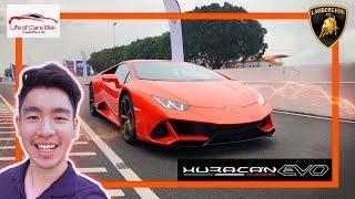 ไปซัด Lamborghini Huracan Evo โคตรแรง !! โคตรฉลาด !! (24 ล้าน กับ 630แรงม้า)