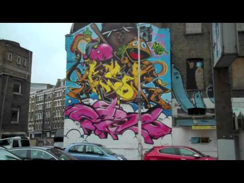 On Location: London Street Art Tours and Team-Building