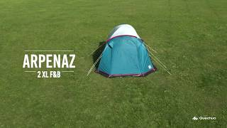 Here are the links for the ARPENAZ 2 XL F&B information tent : FR :...