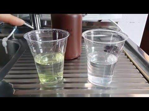 Ionizator Biontech BTM 101S - Test de clor
