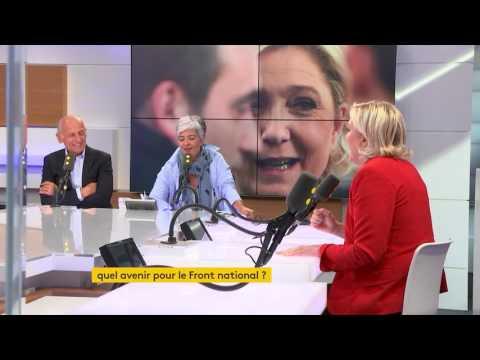"""Congrès de Versailles. Un discours du Président """"long, gazeux et décevant"""" juge Marine Le Pen"""