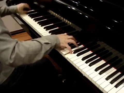 Final Fantasy VIII: Compression of Time [on piano]