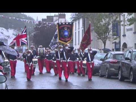 Enniskillen Fusiliers @ Brookeborough District Parade 2015 (2)