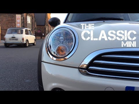 Austin Mini Cooper classic car review – Paul Woodford
