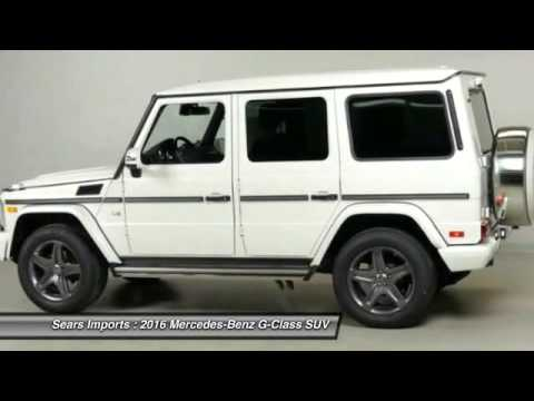 2016 mercedes benz g class g550 minnetonka minneapolis for Mercedes benz bloomington mn
