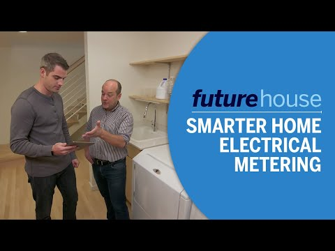 Future House | Smarter Home Electrical Metering