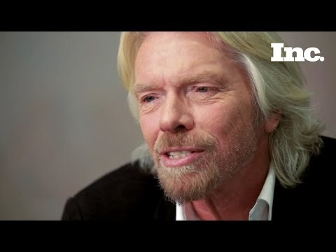 Richard Branson: Your First Venture Can Be Absolutely Extraordinary | Inc. Magazine