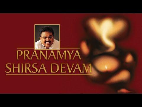 PRANAMYA SHIRASA DEVAM | S P Balasubramaniam | Ajay Atul | Ganpati Stotram | Vishwa Vinayak