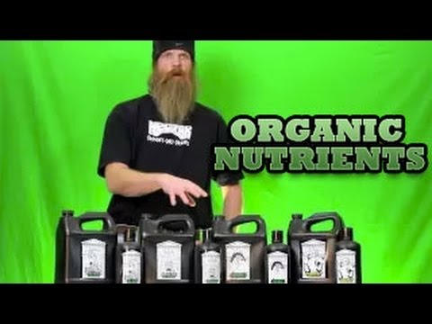 Is Nectar Of The Gods Plant Food Line Organic
