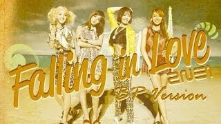 2NE1 - Falling in Love BR Portuguese Version