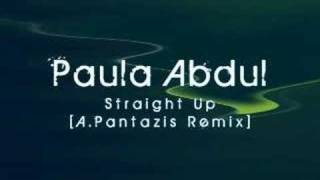 Paula Abdul - Straight Up (A.Pantazis Remix)