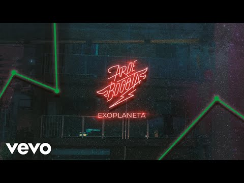Arde Bogotá - Exoplaneta (Audio)
