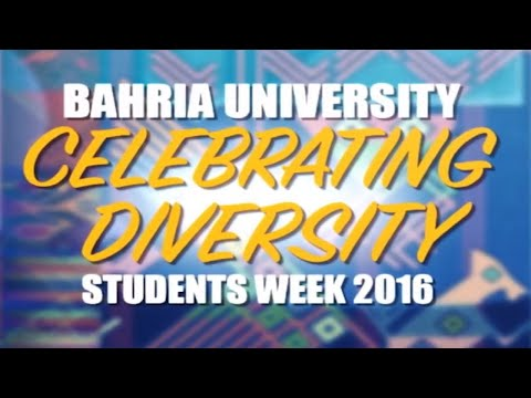 Students Week Opening Ceremony Part 1