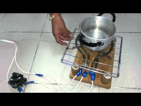 Cocina El Ctrica Casera Proyecto Final De Nivelaci N