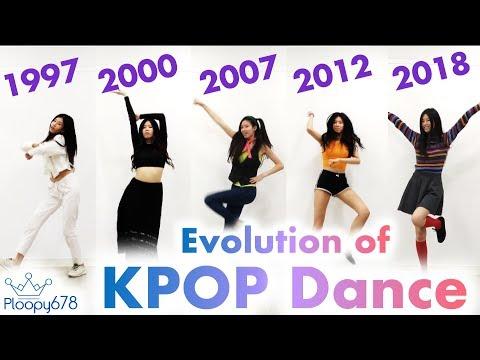 Evolution Of KPOP Dance (Iconic KPOP Dances Through The Years)