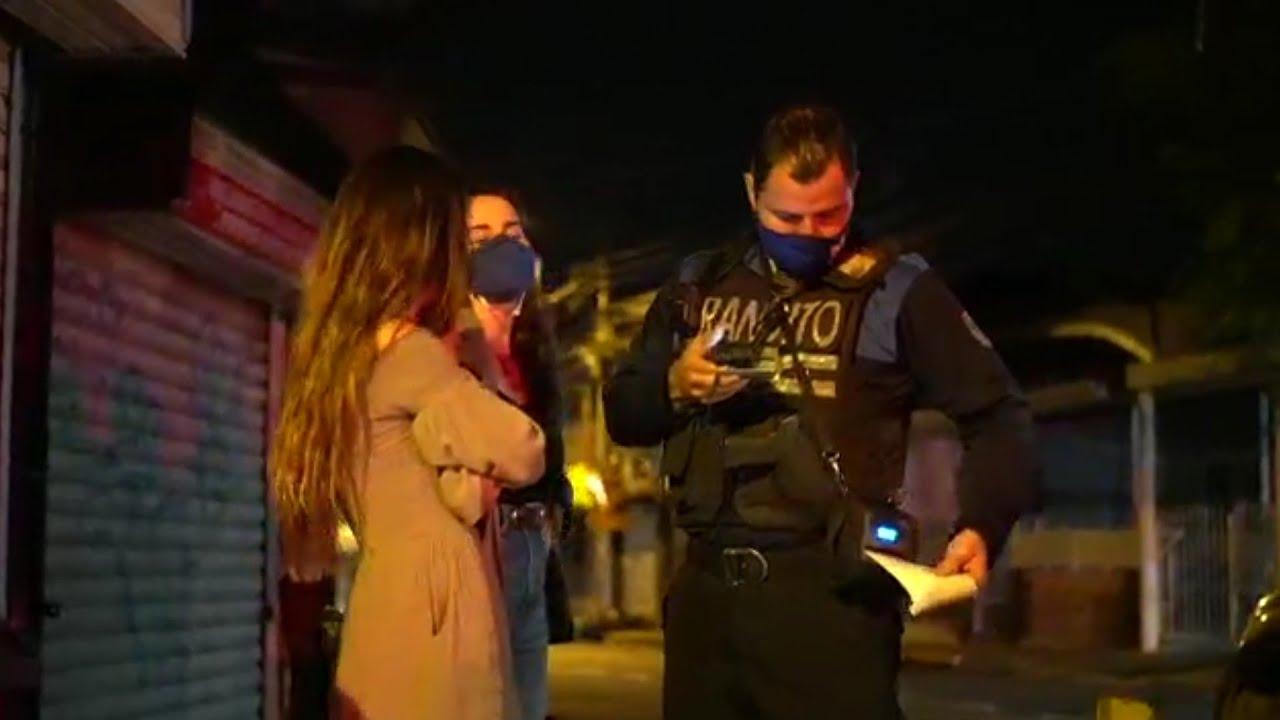 Oficial Alex Mena en la serie policial!!!