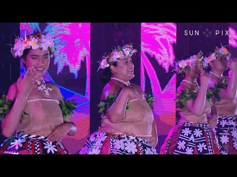Tuvalu dance performance | Pacific Music Awards 2020