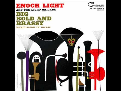 Enoch Light And The Light Brigade - No Rest For The Drummer Man