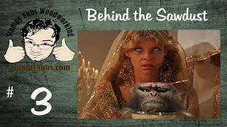 Behind The Sawdust #3- 1/31/15 Sawstop Table Saw Review, Tormek Bench Grinder Tool Rest Giveaway #2