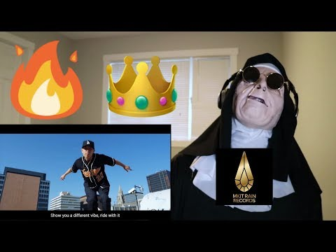 Nafla (나플라) - Locked And Loaded (Feat. Owen Ovadoz) [Official Music Video] | REACTION!
