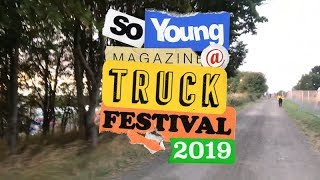 So Young Magazine at Truck Festival 2019