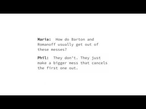 Incorrect Marvel Quotes 2