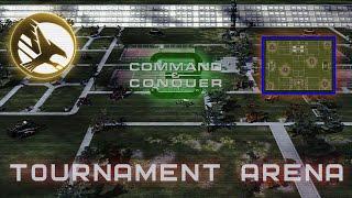 C&C 3 Tiberium Wars - Обучение (Часть 8) Турнир: Арена Обзор