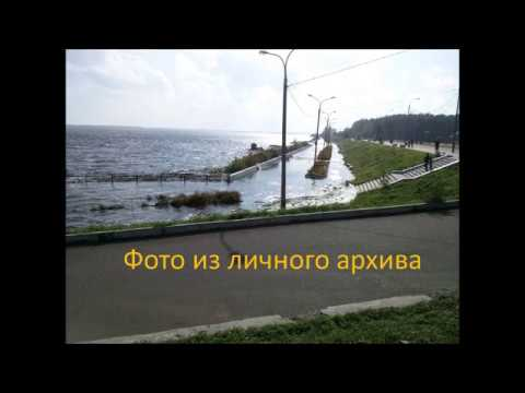 Наводнение 2013 Комсомольск-на-Амуре // Как это было... // Фото из личного архива