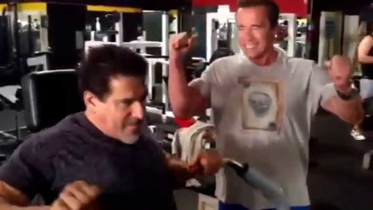 Stay hungry arnold and lou at golds youtube malvernweather Images