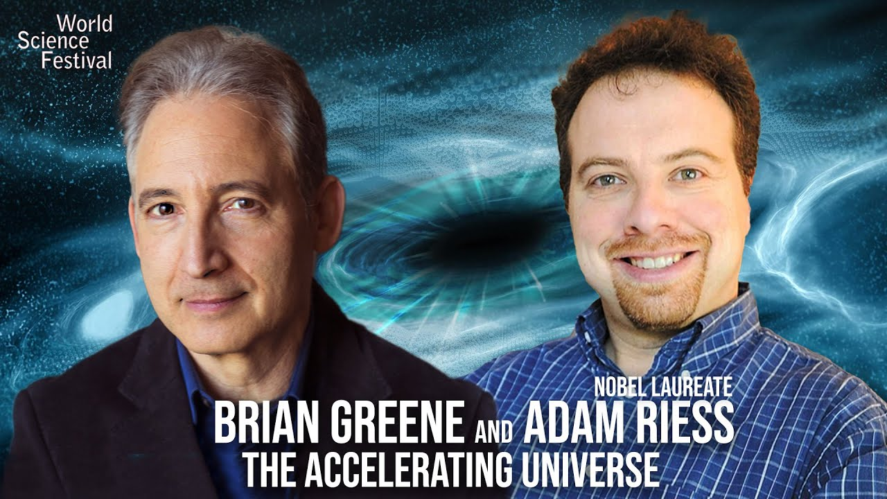 World Science U Live Q+A Session with Brian Greene and Adam Riess