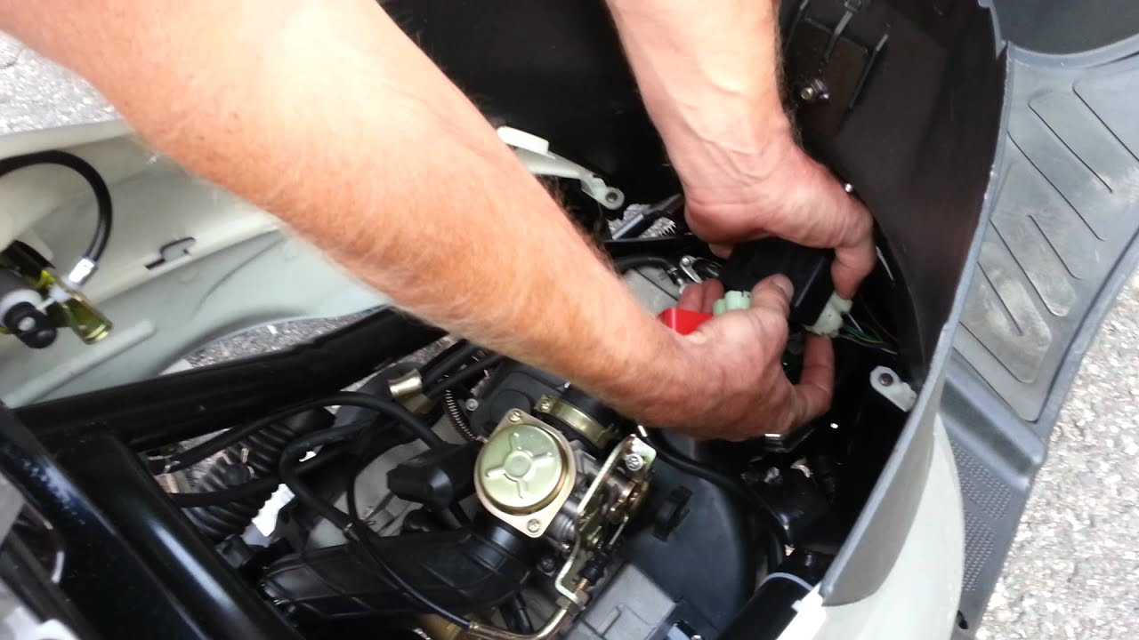 how to replace the cdi box on your scooter a performance cdi how to replace the cdi box on your scooter a performance cdi box
