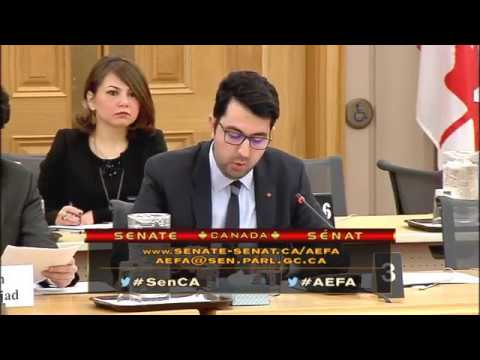 ICC Speaks Against Iran Sanctions Bill S219 at Senate Foreign Affairs Committee