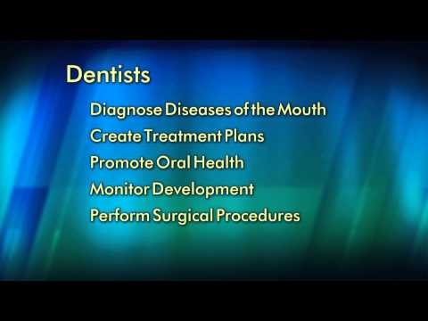 Dentists: Doctors Of Oral Health