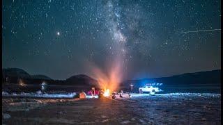 California off-road camping tŗip -part 1