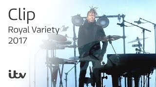 The Royal Variety Performance 2017 | Tokio Myers Introduced by Simon Cowell | ITV