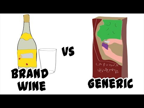 generic vs brand name over the Worst pills, best pills is a unless you want to waste a large amount of money—often hundreds of dollars a year—by using brand-name instead of generic over.