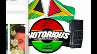 Notorious International Sound In Ann's grove  - Dj Magnum X Selector Top Striker