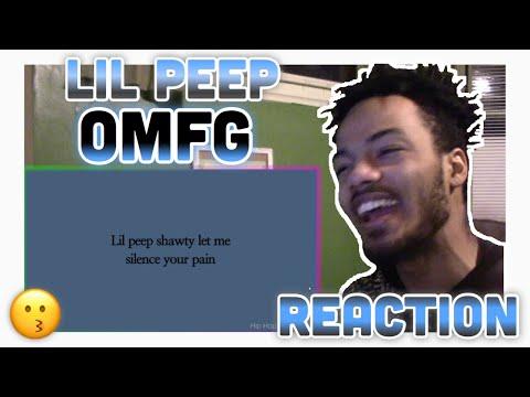 Lil Peep - OMFG (Reaction)