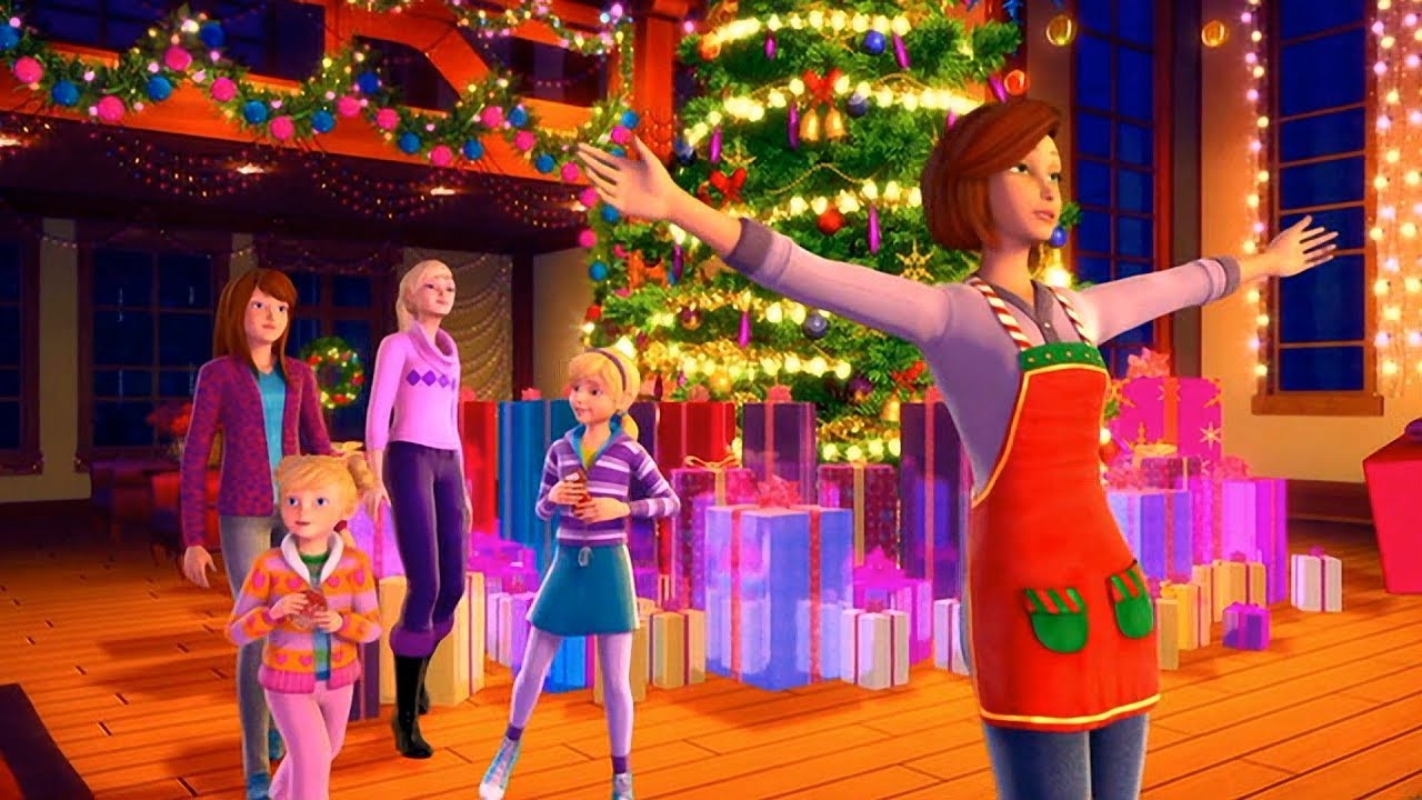 """Download Barbie: A Perfect Christmas - """"Wrap It Up, Stack It Up"""""""
