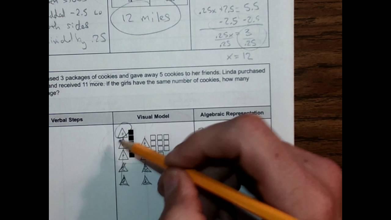 Algebraic Representation Worksheets Gallery - worksheet for kids in ...