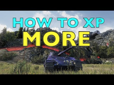 WOT - How To Get MORE XP | World of Tanks thumbnail