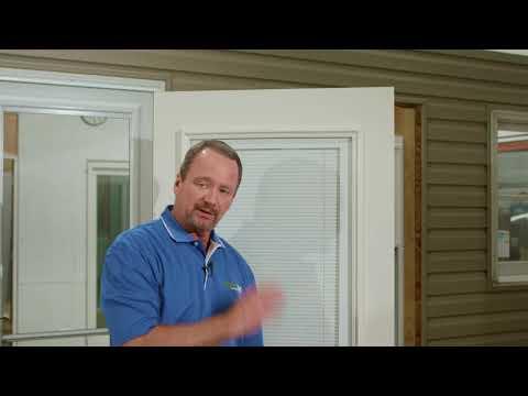 How to Fix the Internal Blind Control Mechanism in Your Door Glass