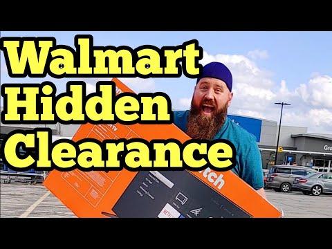 Walmart Hidden Clearance Dollar General Penny List & Sat Scenarios UPC & Visuals