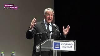 Ομιλία Μάκη Βορίδη στο Κιλκίς για τις Ευρωεκλογές-Eidisis.gr webTV