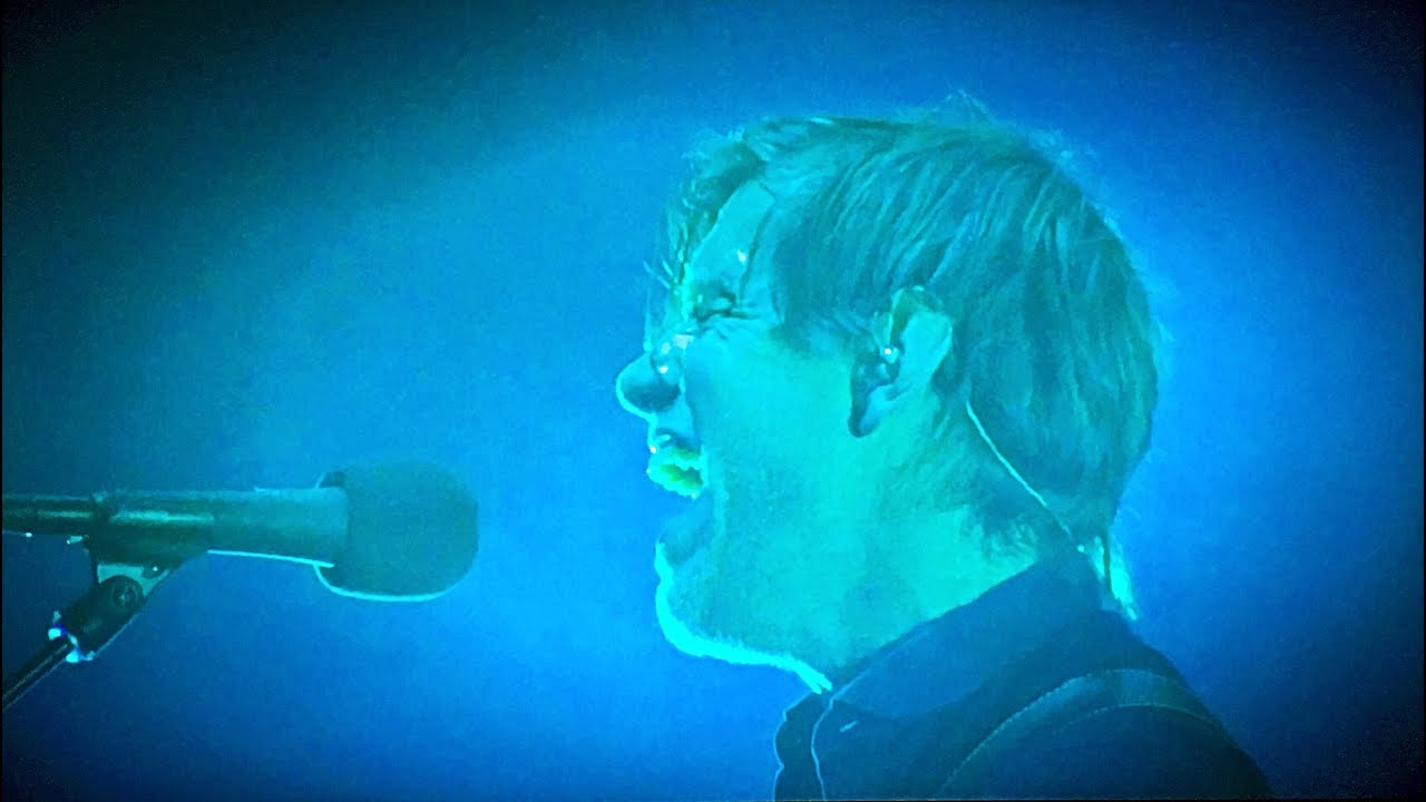 Radiohead Arpeggi Weird Fishes Live Ericsson Globe