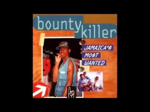 Bounty Killer - Jamaica's Most Wanted (Full Album) 1993 HQ