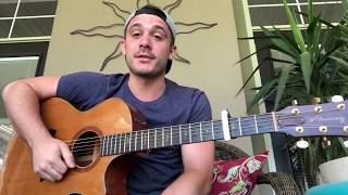 ALL TO MYSELF - Dan and Shay Cover by Johnathan Cochran Mp3