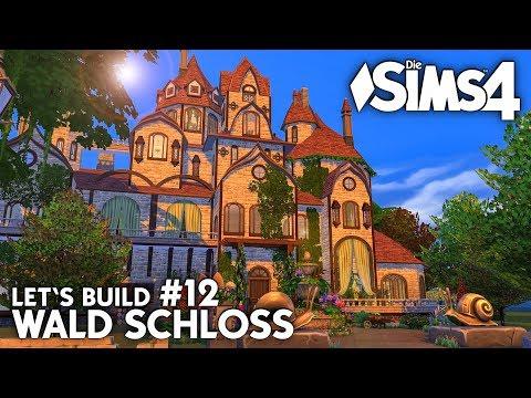Fee Bibliothek & Esszimmer | Die Sims 4 Wald Schloss #12 (deutsch)