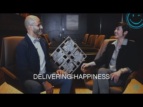 Delivering Happiness with Jenn Lim